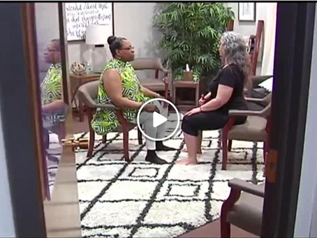Shanthi Project on WFMZ: Healing from trauma