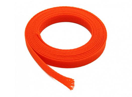 Wire Mesh Guard (Orange) (8mm) - 1 Meter