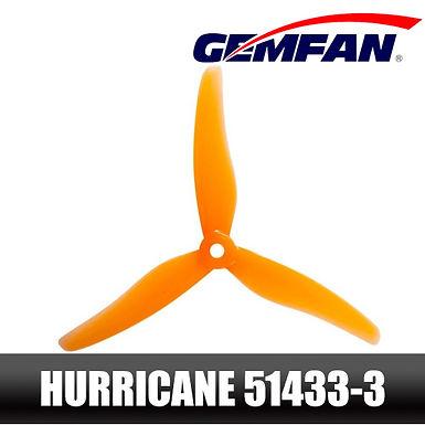 Gemfan Hurricane 51433-3 FREESTYLE : ORANGE