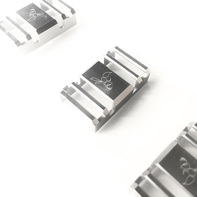 XBEE High Quality ESC Protection Covers (Silver) - 4 pcs (Korea)