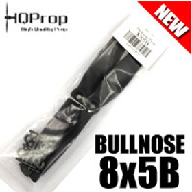 HQProp 8x5B (Black) [BULLNOSE]  Normal