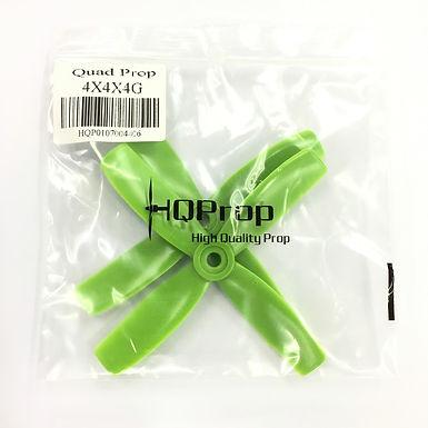 HQProp 4x4x4G (Green) [QUAD PROP] Normal