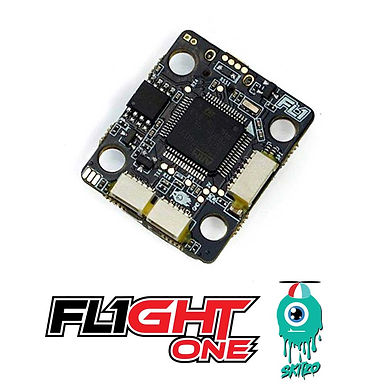 FlightOne SKITZO MillivoltOSD (20mmx20mm)