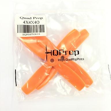 HQProp 4x4x4O (Orange) [QUAD PROP] Normal