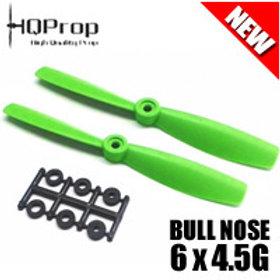 HQProp 6x4.5G (Green) [BULLNOSE]  Normal