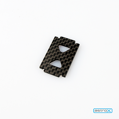 AstroX TrueX - Action camera mounting plate