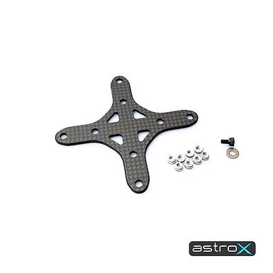AstroX Switch - Reinforce X Brass 2mm+Alu6061 hardware set for Exact-X