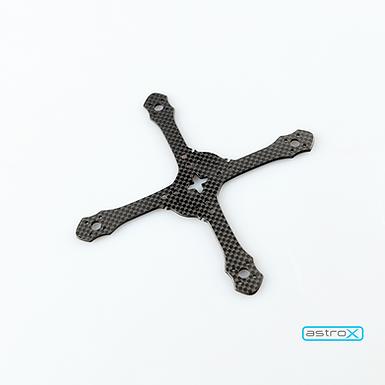 AstroX - Q130 Carbon fiber Base plate 2.5mm