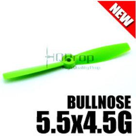 HQProp 5.5x4.5G (Green) [BULL-NOSE] Normal
