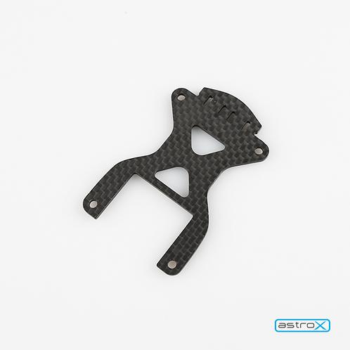 AstroX TrueX - Carbon fiber top plate 2mm