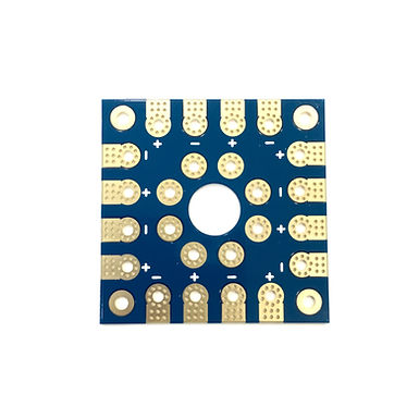 45x45mm Power Distribution Board PDB with Deans and Wire (Basic) - No BEC