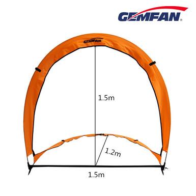 Gemfan Airgate (Dual) - Orange (1.5m/1.2m)