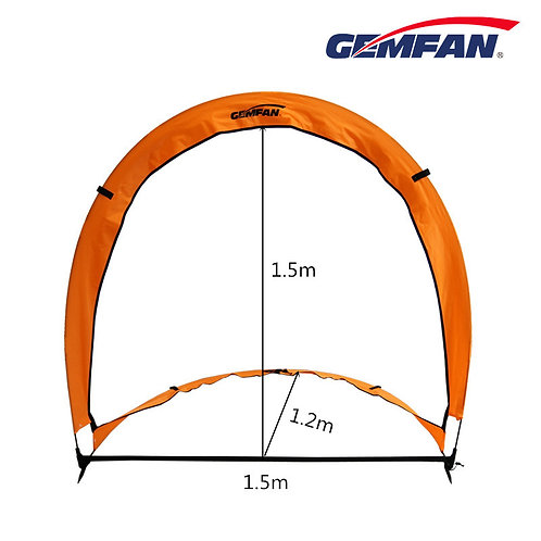 Gemfan Airgate (Dual) - Orange (1.5m/1.2m)