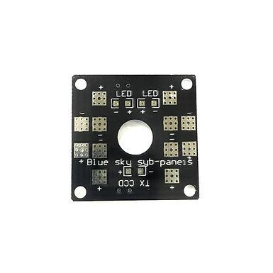 Mini Power Distribution Board PDB (Basic) - No BEC