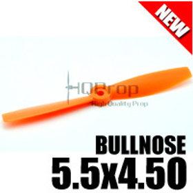 HQProp 5.5x4.5O (Orange) [BULL-NOSE] Normal