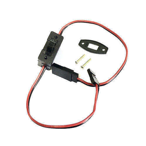RC ON-OFF Switch Harness - Futaba Style