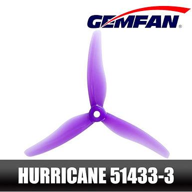 Gemfan Hurricane 51433-3 FREESTYLE : PURPLE