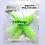 Thumbnail: HQProp DP 5x4x4 V1S (Poly Carbonate)  LIGHT GREEN 2 Normal / 2 Reverse