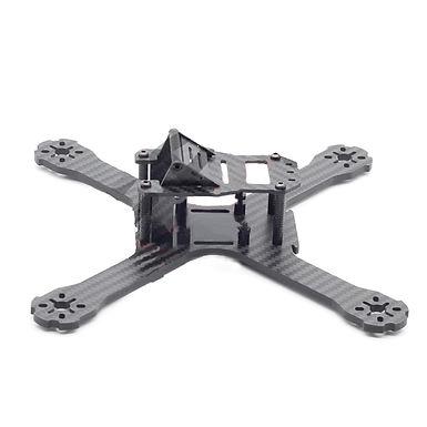 "QAV-X130 ""3-inch"" 130mm carbon fiber frame with 2.5mm arm"