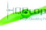 HQProp DD3x3RG (Green) [DIRECT DRIVE]
