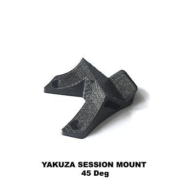 YKZ-R226 Session TPU Flexi Mount : 45 deg (1 pc)