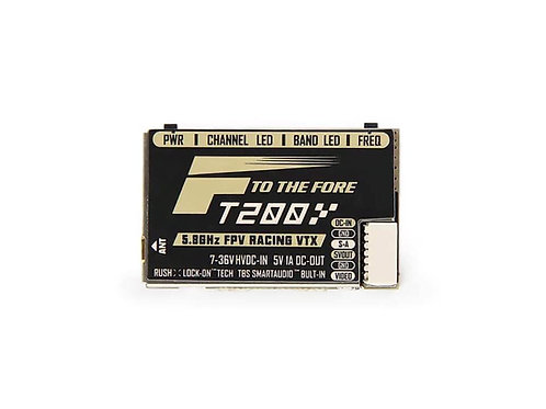 T-Motor FT200 5.8G 25/50/200/500mW Switchable FPV Racing VTX with Smart Audio