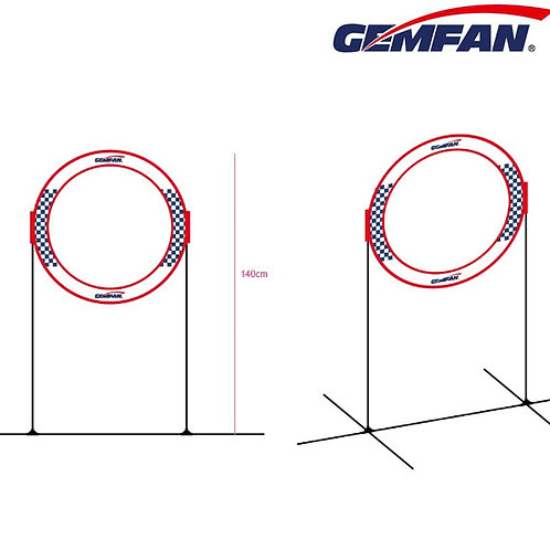 Gemfan AC-TZ02 (78x78cm) Round Gate w/Base for TinyWhoops