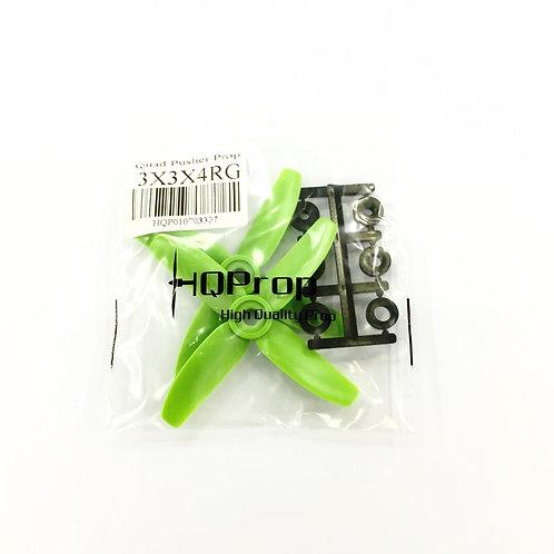 HQProp 3x3x4RG (Green)