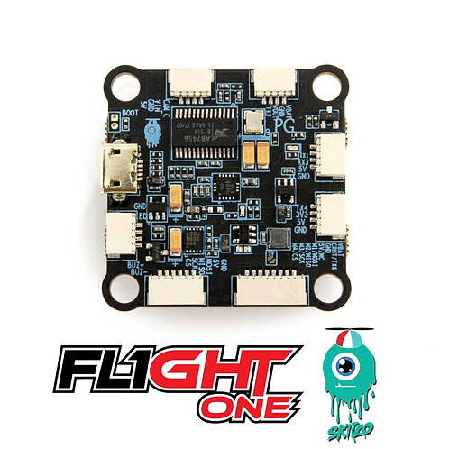 FlightOne SKITZO RevoltOSD Flight Controller (30mmx30mm)