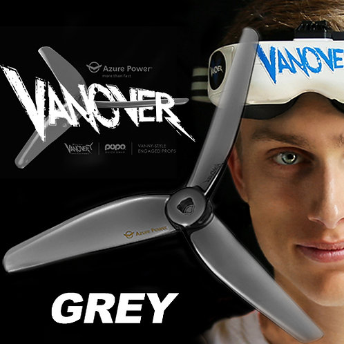 Azure Power VANOVER LIMITED EDITION Prop : GREY