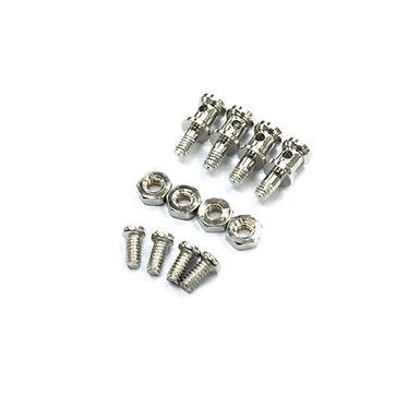 Linkage Rod Adjuster Set -D1.0mm (4 pcs)
