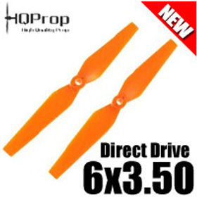 HQProp DD6x3.5O (Orange) Normal