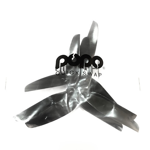 "HQ 5.1x4.6x3 (2CW+2CCW) ""POPO"" PROP - BLACK"
