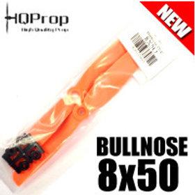 HQProp 8x5O (Orange) [BULLNOSE] Normal