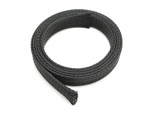 Wire Mesh Guard (Black) (10mm) - 1 Meter