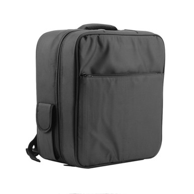 Black Nylon Carrying Backpack For 5-Inch Drones (Adjustable Straps)