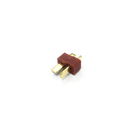 T-Plug Connector (Red) - ESC Side (Male)