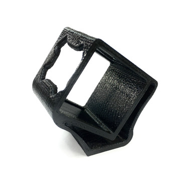 Gopro Session Protection Mount (30Deg) - FLEXI PRINT (BLACK)