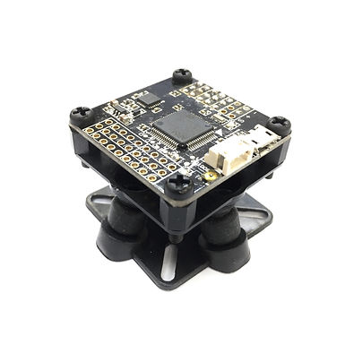 Flight Controller Anti-Vibration Damping Plate Shock-Absorber Set