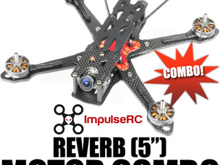 Impulse RC REVERB HypeTrain Motor-Combos