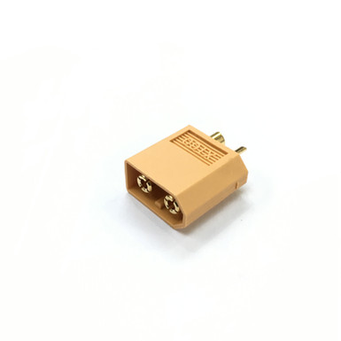 XT60 Battery Connector (Yellow) - ESC Side (Female)