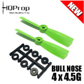 HQProp 4x4.5G (Green) [BULLNOSE]  Normal