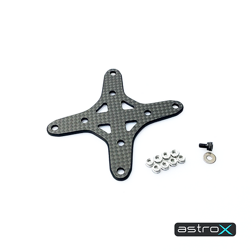 AstroX Switch - Reinforce X Brass 2mm+Alu6061 hardware set Stretched & Freestyle