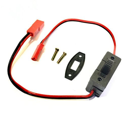 RC ON-OFF Switch Harness - JST Connector