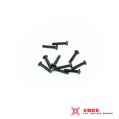 XBEE-T Metal Bolt (M3x15) 10pcs