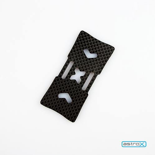 AstroX TrueX - Carbon fiber battery protector plate