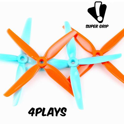 HQProp Ummagawd 4Play Prop Gulf 4.8x3.6x4 – Set of 4 (2CW+2CCW)