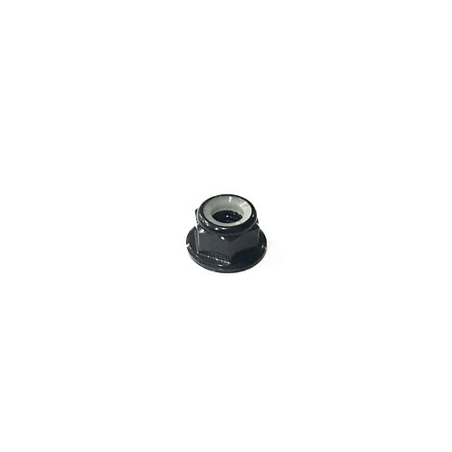 "M5 CCW Aluminium ""Standard Profile"" Lock Nut - Black (1 pc)"