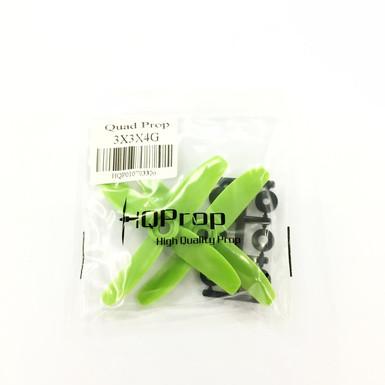 HQProp 3x3x4G (Green)