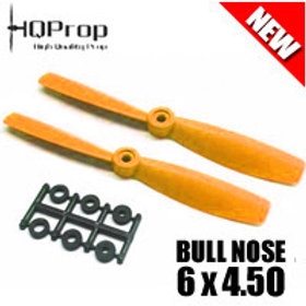 HQProp 6x4.5O (Orange) [BULLNOSE]  Normal
